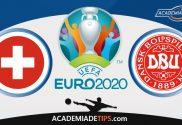Suíça vs Dinamarca, Prognóstico, Apostas e Analise - Euro 2020