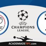 Ajax vs Juventus, Prognóstico, Analise e Apostas Liga dos Campeões