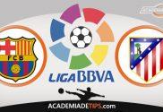 FC Barcelona vs Atlético de Madrid, Prognóstico, Analise e Apostas - La Liga