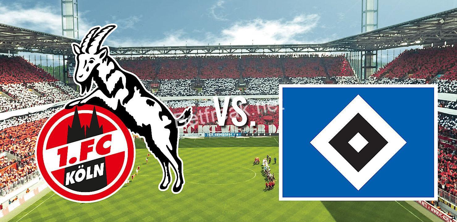 FC Koln vs Hamburger SV