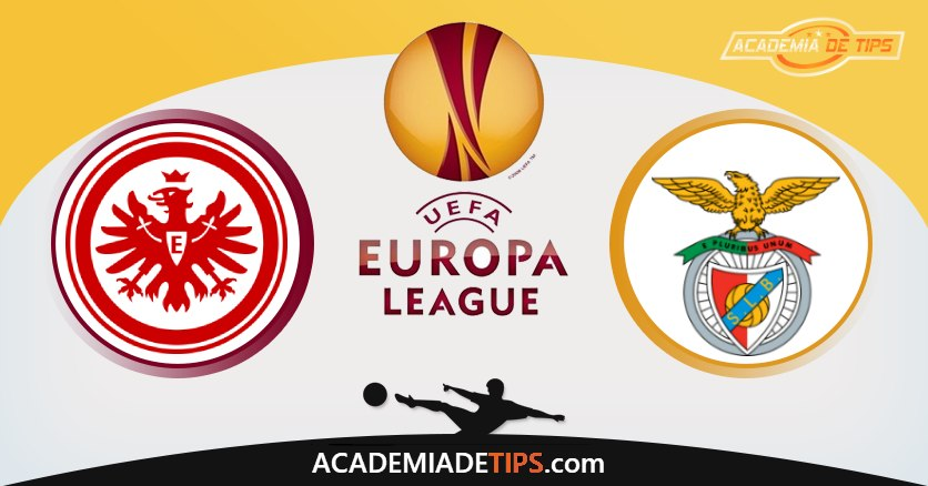 Frankfurt vs Benfica, Prognóstico, Analise e Apostas Liga Europa