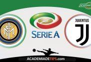 Inter vs Juventus,Prognóstico, Analise e Apostas - Serie A