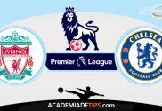 Liverpool vs Chelsea,Prognóstico, Analise e Apostas - Premier League