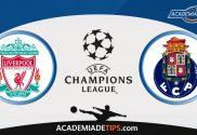 Liverpool vs FC Porto, Analise e Apostas Liga dos Campeões