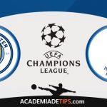 Manchester City vs Tottenham, Prognóstico, Analise e Apostas Liga dos Campeões