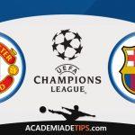 Manchester United vs Barcelona, Prognóstico, Analise e Apostas Liga dos Campeões