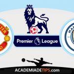 Manchester United vs Manchester City Prognóstico, Analise e Apostas – Premier League