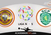 Nacional vs Sporting,Prognóstico, Analise e Apostas - Liga NOS