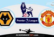 Wolverhampton vs Manchester United,Prognóstico, Analise e Apostas - Premier League