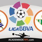 Real Sociedad vs Betis, Prognóstico, Analise e Apostas – La Liga