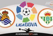 Real Sociedad vs Betis, Prognóstico, Analise e Apostas - La Liga