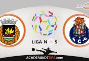 Rio Ave vs FC Porto,Prognóstico, Analise e Apostas - Liga NOS