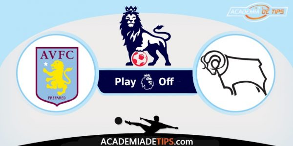 Aston Villa vs Derby County , Prognóstico e Apostas - Play-Off Premier League