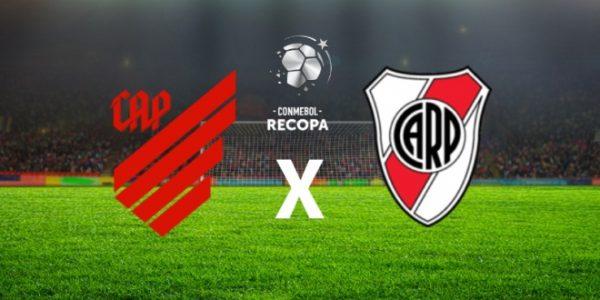 Atlético PR vs River Plate, Prognóstico e Apostas - Recopa Sudamericana