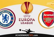 Chelsea vs Arsenal, Prognóstico, Analise e Apostas - Final Liga Europa