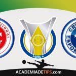 Internacional vs Cruzeiro, Prognóstico e Apostas – Brasileirão Serie A