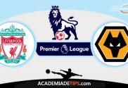 Liverpool vs Wolverhampton,Prognóstico, Analise e Apostas - Premier League