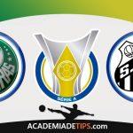 Palmeiras vs Santos, Prognóstico e Apostas – Brasileirão Serie A