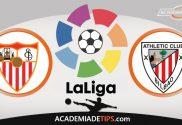 Sevilla vs Athletic Bilbao, Prognóstico, Analise e Apostas - La Liga