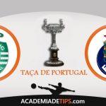 Sporting CP vs FC Porto, Prognóstico e Apostas – Final da Taça de Portugal 2019