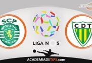 Sporting vs Tondela,Prognóstico, Analise e Apostas - Liga NOS