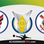 Athletico PR vs Corinthians, Prognóstico e Apostas – Brasileirão Serie A
