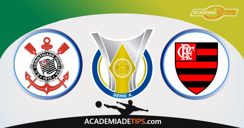 Corinthians vs Flamengo, Prognóstico e Apostas - Brasileirão Serie A
