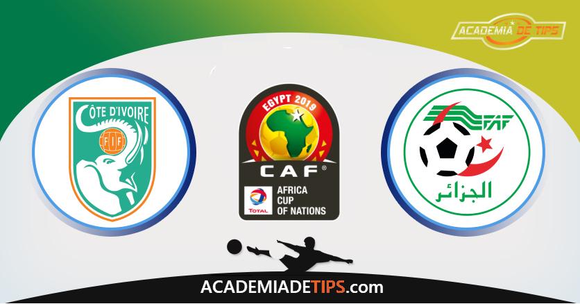 Costa do Marfim vs Argélia, Prognóstico, Analise e Apostas – Taça das Nações Africanas