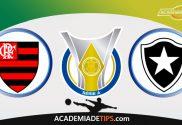 Flamengo vs Botafogo, Prognóstico e Apostas - Brasileirão Serie A