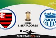 Flamengo vs Emelec, Prognóstico e Apostas - Copa Libertadores