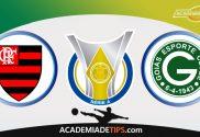 Flamengo vs Goiás, Prognóstico e Apostas - Brasileirão Serie A