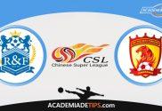 Guangzhou R&F vs Guangzhou Evergrande, Prognóstico e Apostas - CSL