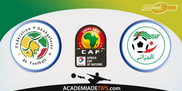 Senegal vs Argélia, Prognóstico, Analise e Apostas – Taça das Nações Africanas
