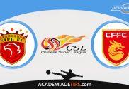 Shanghai SPIG vs Hebei, Prognóstico e Apostas - China Super League