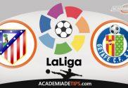 Atlético Madrid vs Getafe, Prognóstico, Analise e Apostas - La Liga