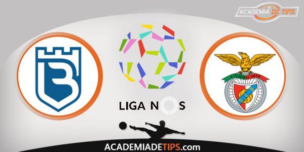 Belenenses vs SL Benfica, Prognóstico e Apostas - Liga NOS
