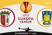 Braga vs Brondby, Prognóstico e Apostas - Qualificação Liga Europa