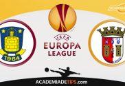 Brondby vs Braga, Prognóstico e Apostas - Liga Europa (Qualificação)