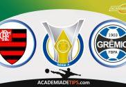 Flamengo vs Grêmio, Prognóstico e Apostas - Brasileirão Serie A