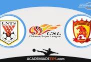 Shandong Luneng vs Guangzhou Evergrande, Prognóstico e Apostas - CSL