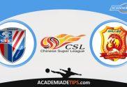 Shanghai Shenhua vs Wuhan Zall, Prognóstico e Apostas - CSL
