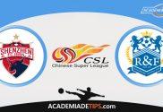 Shenzhen FC vs Guangzhou R&F, Prognóstico e Apostas - CSL