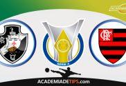 Vasco da Gama vs Flamengo, Prognóstico e Apostas - Brasileirão Serie A