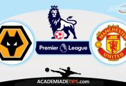 Wolves vs Manchester United, Prognóstico e Apostas da Premier League