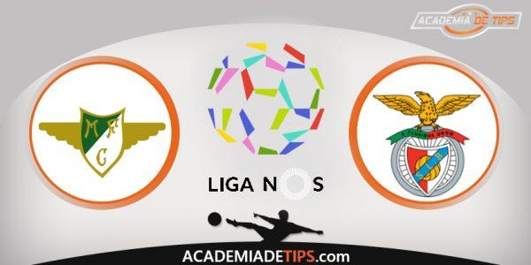 Moreirense vs SL Benfica, Analise e Apostas - Liga NOS