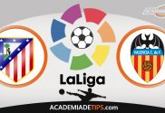 Atlético Madrid vs Valencia, Prognóstico, Analise e Apostas - La Liga