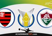 Flamengo vs Fluminense, Prognóstico e Palpites de Apostas - Brasileirão Serie A