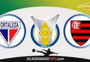 Fortaleza vs Flamengo, Prognóstico e Palpites de Apostas - Brasileirão Serie A
