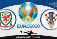 Gales vs Croácia, Prognóstico e Apostas - Qualificação Euro 2020
