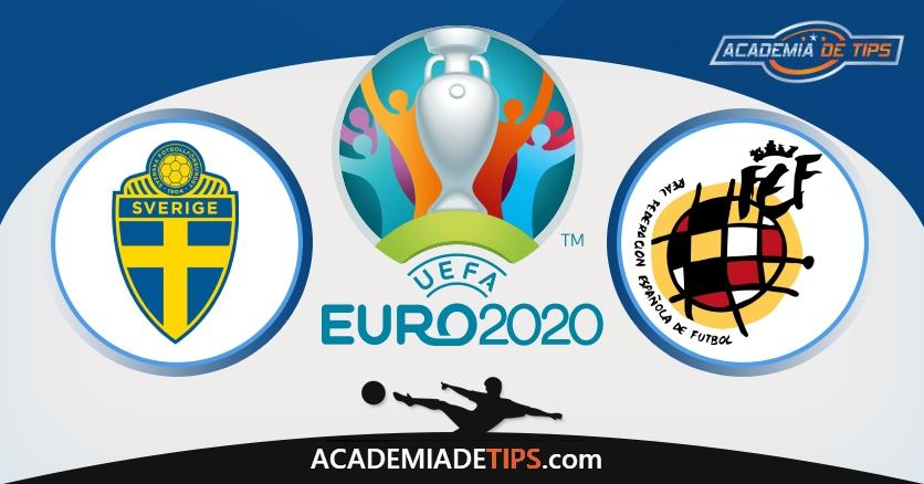 Suécia vs Espanha, Prognóstico e Apostas - Qualificação Euro 2020